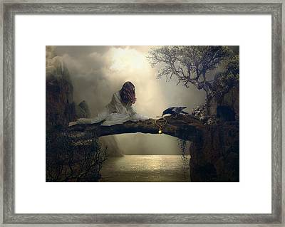 Gift Framed Print by Nataliorion