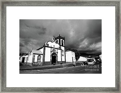 Ginetes - Azores Islands Framed Print by Gaspar Avila
