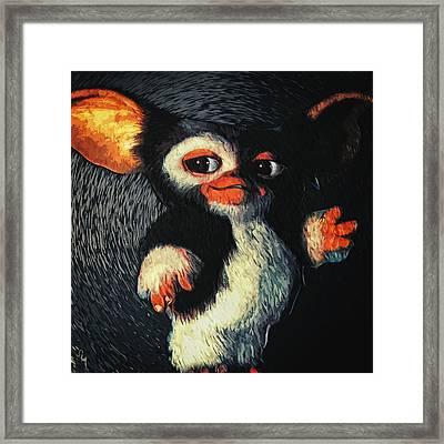 Gizmo Framed Print by Taylan Soyturk