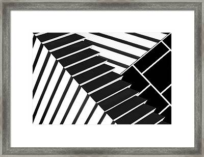 Glass Harmonium Framed Print by Paulo Abrantes
