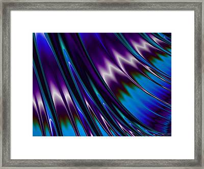Glassique Framed Print by Darren Hayes