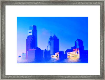 Global Warming Framed Print by Bill Cannon