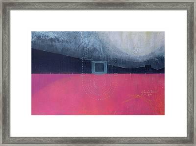 Glyndebourne Framed Print by Charlie Millar