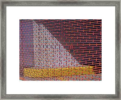 Golden Gate Framed Print by Ross Odom