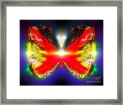 Goldie Brambleleaf Framed Print by Raymel Garcia