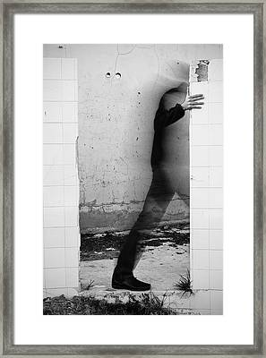 Gone Away... Framed Print by Nuno Borges