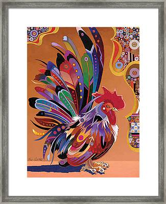Good Morning Framed Print by Bob Coonts