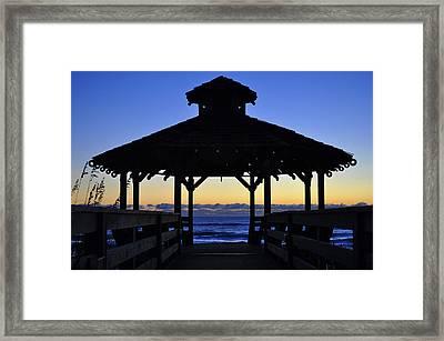 Good Morning Sunshine Framed Print by Josh Craig
