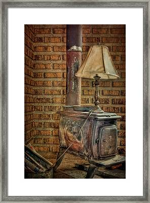 Good Old Days Framed Print by Evelina Kremsdorf