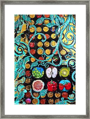 Goodness Framed Print by Tammy Watt