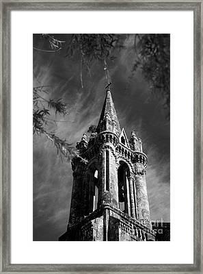 Gothic Style Framed Print by Gaspar Avila