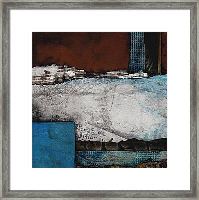 Grace And Space Framed Print by Laura  Lein-Svencner