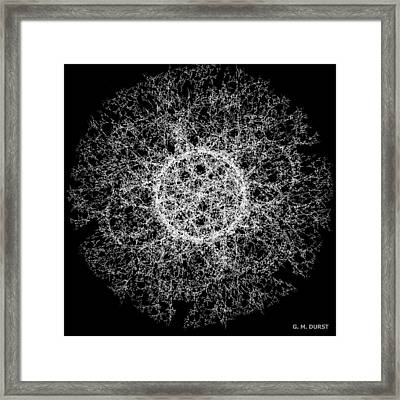 Grace Framed Print by Michael Durst