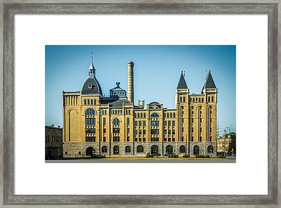 Grain Belt Brewery Framed Print by Paul Freidlund