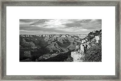 Grand Canyon No. 2-1 Framed Print by Sandy Taylor