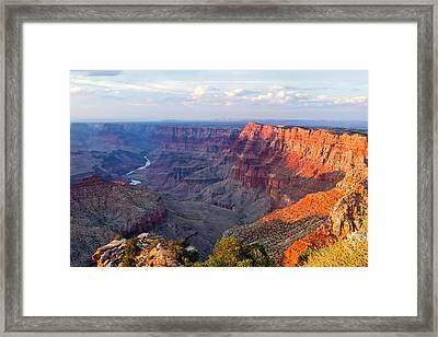 Grand Canyon National Park, Arizona Framed Print by Javier Hueso