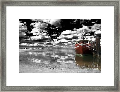 Grand Larson Fusion Framed Print by John Rizzuto