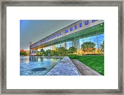 Grand Rapids Mi- 16 Hdr Framed Print by Robert Pearson