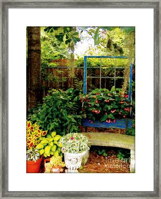 Grandmother's Dream Framed Print by Laura Brightwood