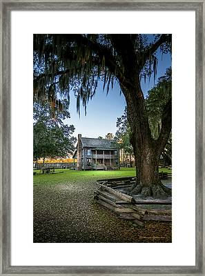 Grandpa's Place Framed Print by Marvin Spates