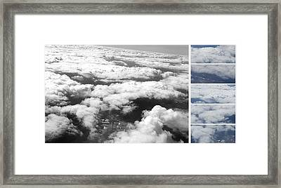 Gray-tri-color Framed Print by 2141 Photography
