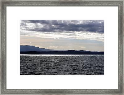Great Barrier Reef 2566 Framed Print by PhotohogDesigns