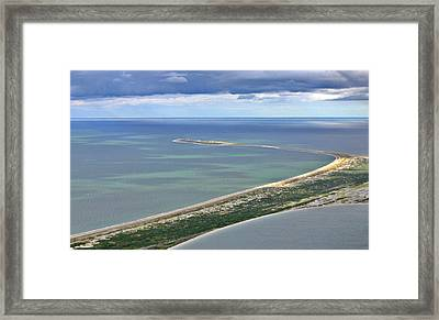 Great Point Nantucket Framed Print by Duncan Pearson