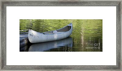Green Water Framed Print by Idaho Scenic Images Linda Lantzy