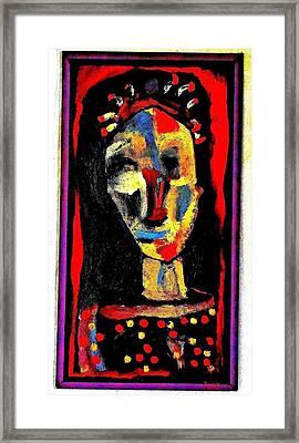 Gregor Framed Print by Al Goldfarb