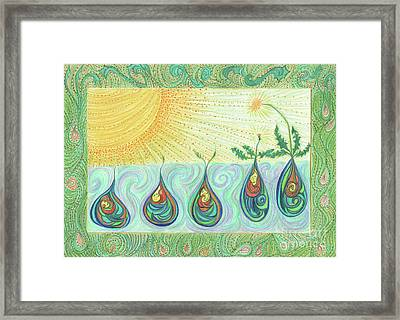 Growth By Jrr Framed Print by First Star Art
