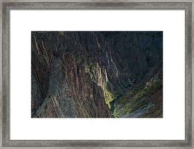 Gunnison River Framed Print by Joseph Smith