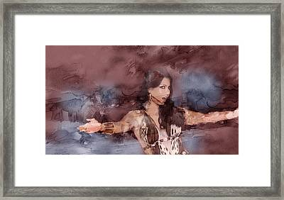 Haifa 7 Framed Print by Jani Heinonen