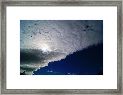 Half N Half Framed Print by Joshua Tillery