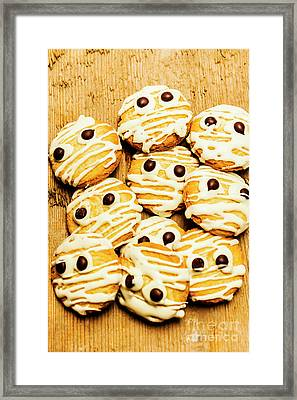 Halloween Baking Treats Framed Print by Jorgo Photography - Wall Art Gallery