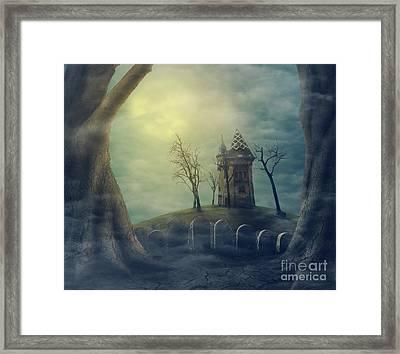Halloween  Framed Print by Jelena Jovanovic