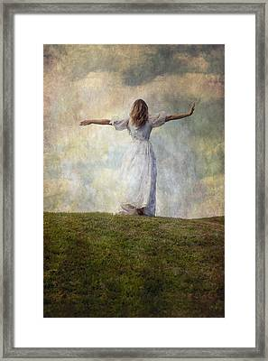 Happiness Framed Print by Joana Kruse