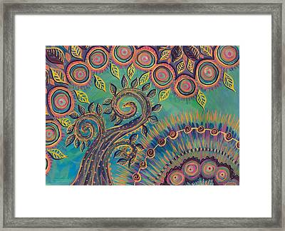 Happy Day Framed Print by Cherie Sexsmith
