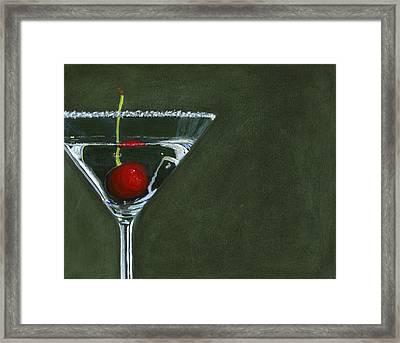 Happy Hour Framed Print by Karyn Robinson