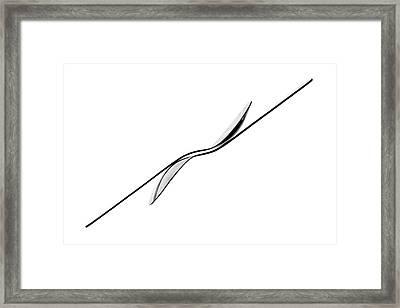 Harmony Framed Print by Gert Lavsen