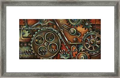 Harmony Framed Print by Michael Lang