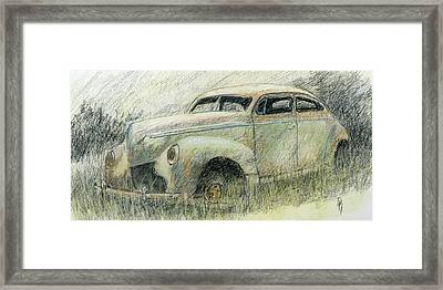 Has Potential Framed Print by David King