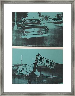 Havana Five Framed Print by David Studwell