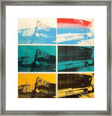 Havana Four Framed Print by David Studwell