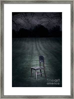 Have A Sit Framed Print by Svetlana Sewell