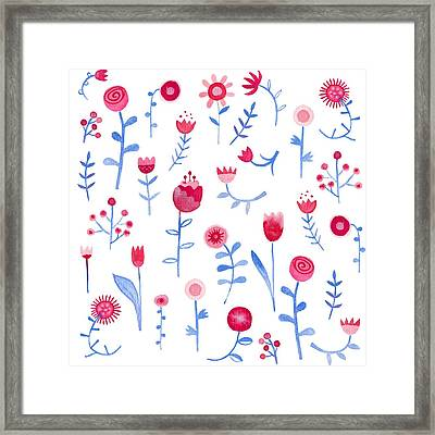 Hayfever Framed Print by Nic Squirrell