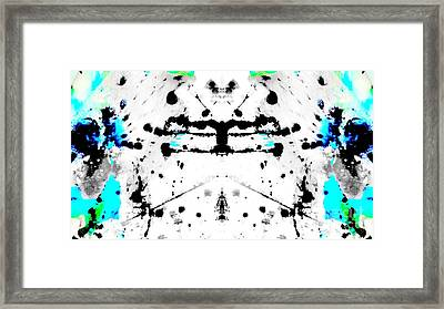 Head Lights Framed Print by Amy Sorrell