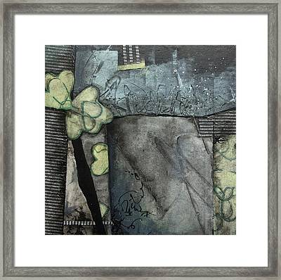 Healing Hearts Framed Print by Laura Lein-Svencner