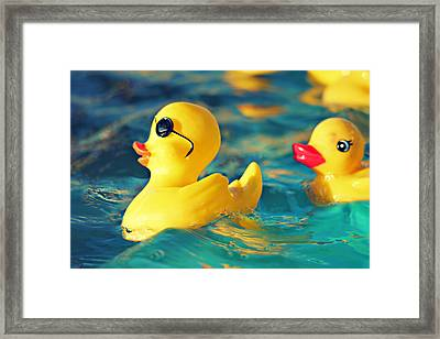 Heartbreaker Framed Print by Amy Tyler