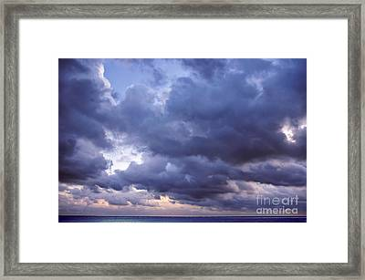 Heaven Framed Print by Angela Doelling AD DESIGN Photo and PhotoArt