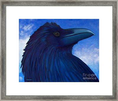 Heaven Bound Framed Print by Brian  Commerford